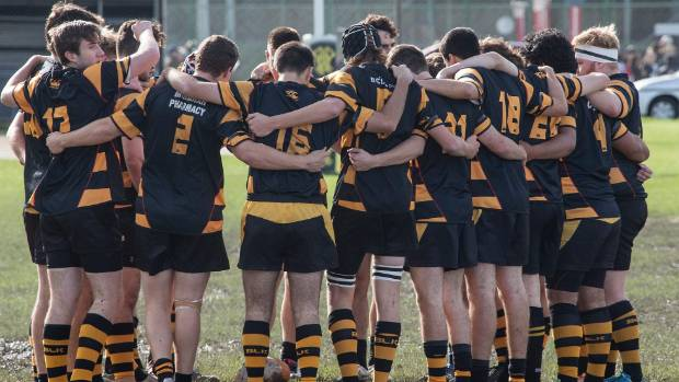 The Wellington Football Club under-21 team stick tight ahead of their first match since the death of team-mate Daniel ...