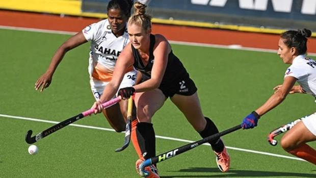 India women whitewashed by New Zealand in hockey series
