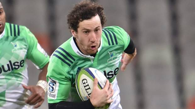 Highlanders opt for Marty Banks at first-five eighth against Crusaders