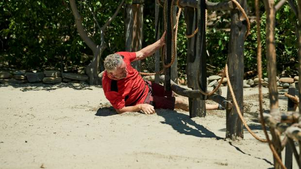 Ex-army man Tony Deane was forced out of Survivor New Zealand after being confronted with what was an unwinnable challenge.