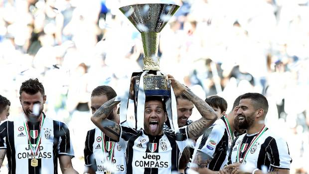 Juventus seal Serie A title in style