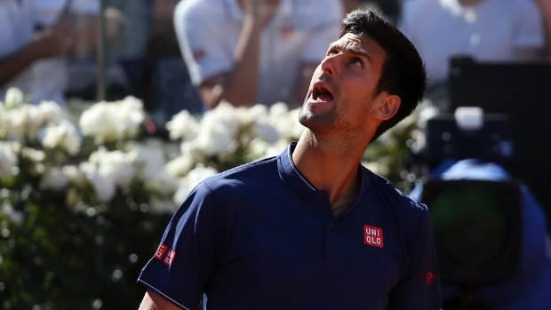 Zverev stuns Djokovic to claim Rome Masters title