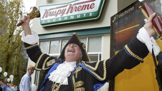 Get your first taste of Krispy Kreme next year - only in south Auckland.