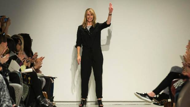 Over the years, Rebecca Taylor has had her mum working behind the scenes ahead of New York Fashion Week.