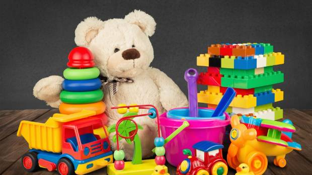 There should be kids and toys around our house by now, shouldn't there?