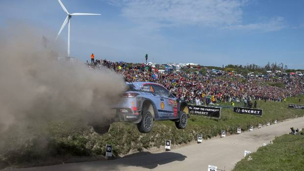 Rallying: Ogier wins in Portugal for the fifth time