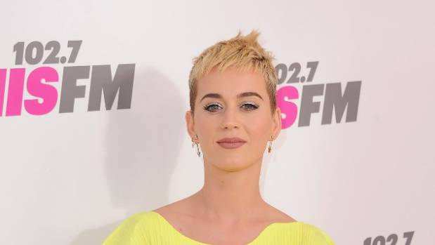 Katy Perry will tour New Zealand in 2018