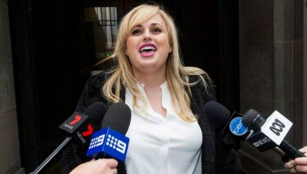 Rebel Wilson Suing Australian Publisher for Defamation