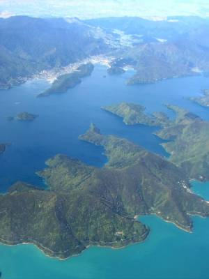 The Marlborough Sounds Integrated Management Trust thinks something similar to the Great Barrier Reef Marine Park is ...