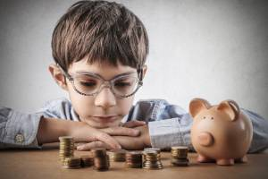 Pocket money can be a tool to teach 'money smarts' to kids.
