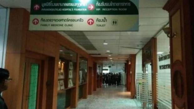 Thai police handing hospital bomb probe as security reviewed