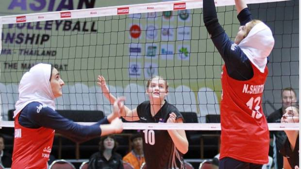 eleventh place finish for nz 39 s nelson volleyball duo at. Black Bedroom Furniture Sets. Home Design Ideas