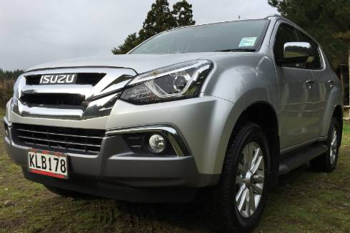 Nothing mysterious about revised Isuzu MU-X's function or