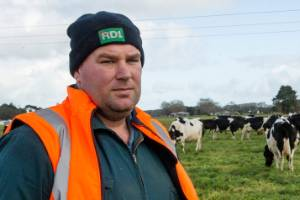 Federated farmers Dairy Industry Group chairman Andrew Hoggard says farmers need to be aware of their obligations when ...