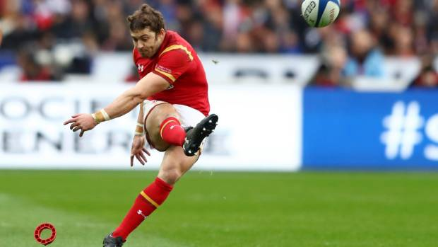 Gatland son named in squad to face Lions