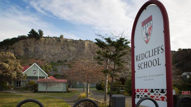 Redeveloping the Redcliffs School site on Main Rd is likely to cost $500,000.