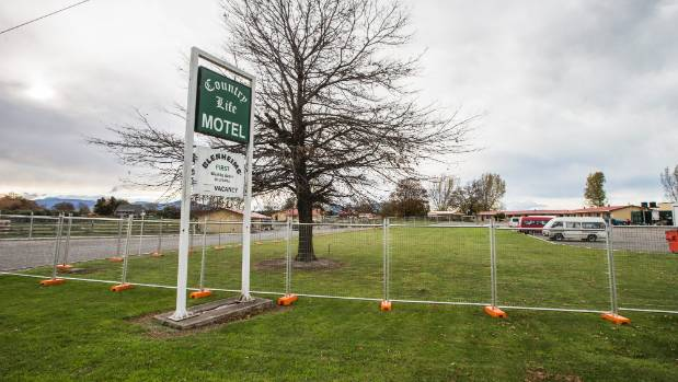 St Andrews Property Group is developing the former Country Life Motel, south of Blenheim, to house more than 400 ...