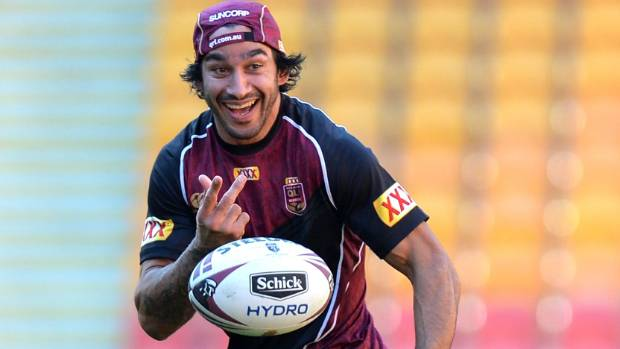 Dugan fully fit for Origin I