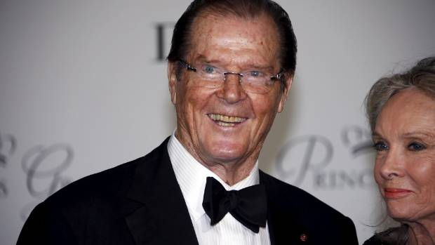'James Bond' star Sir Roger Moore dies at 89