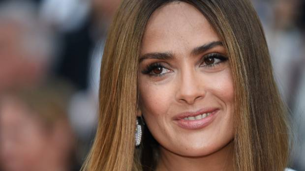 Salma Hayek says rebuffing Weinstein led to a nightmare