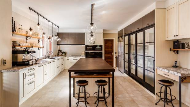 Tida Kitchen Award Winners Include Luxury Beach House Kitchen