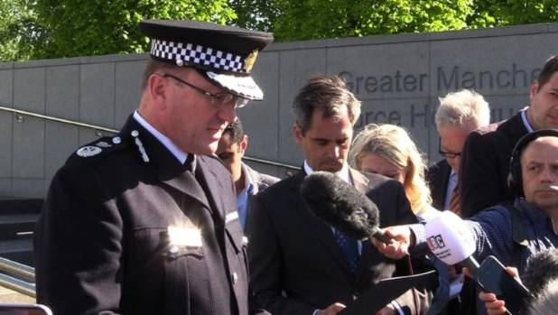 British police name Manchester attacker as Salman Abedi.