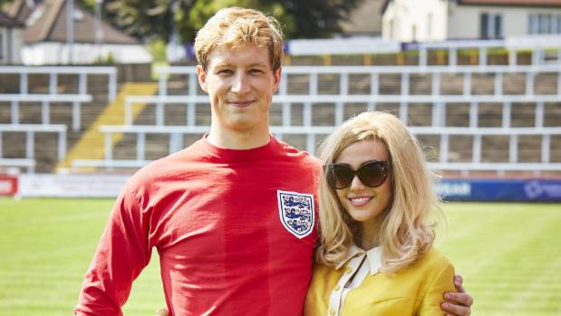Michelle Keegan says Tina, who married footballer Bobby Moore, was also married to the game.