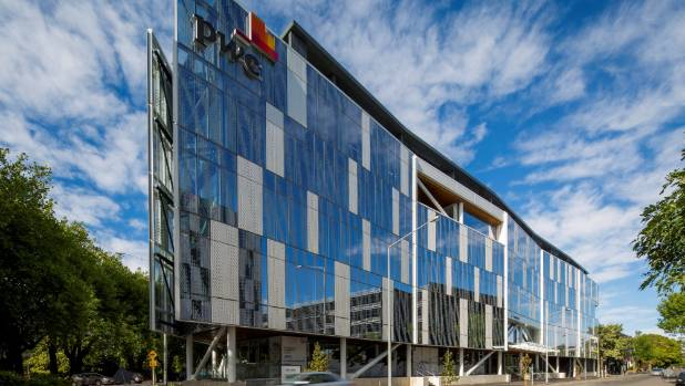Christchurch adventure park wins architecture gong after for Architects christchurch