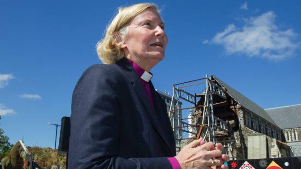Bishop Victoria Matthews announced earlier this month that the Anglican synod would vote on the future of the Christ ...