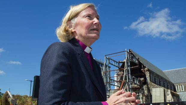 Bishop Victoria Matthews says the Anglican synod would vote on the future of the Christ Church Cathedral in September.