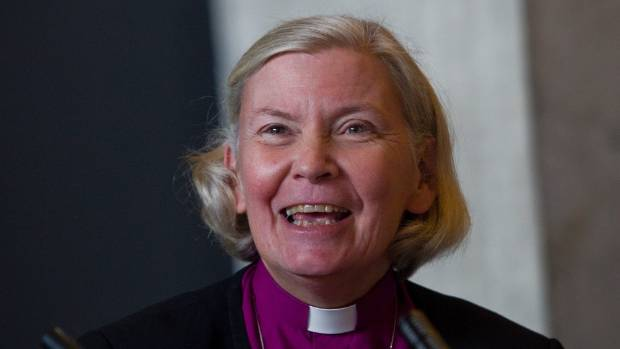 Bishop Victoria Matthews has been given public support from other Christchurch religious leaders.