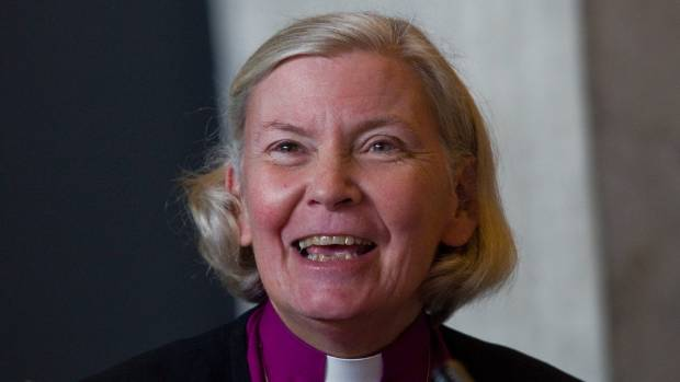Bishop Victoria Matthews announced the decision at the church's Synod meeting.