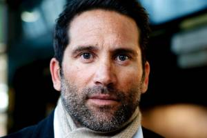 Dr Lance O'Sullivan, Northland, who jumped on stage at a screening of the movie Vaxxed in Kaitaia.