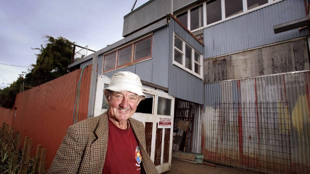 Frank Amor never worried about the compliance paperwork for his sprawling New Plymouth shed.