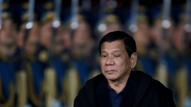 Philippine Islamists beheaded local police chief, Duterte says