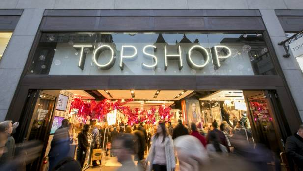 While it's sad to see Topshop go, today's shoppers expect everything to be super up-to-date.