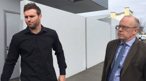 Bracewell sentenced after third drink-driving conviction