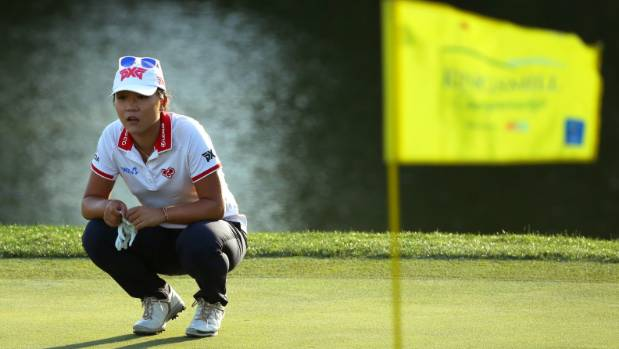 Aditi makes a fine start at LPGA; Sharmila way behind