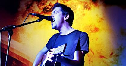 Shihad singer Jon Toogood is the standout vocalist in David Bowie tribute Symphonic Oddity.