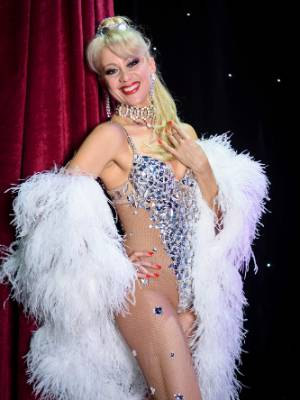 Marissa Burgess' Cabaret de Paris opened in Auckland on Saturday night, and plays Wellington on Sunday before spreading ...