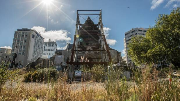 The Christchurch City Council has voted to help pay for the restoration of Christ Church Cathedral.