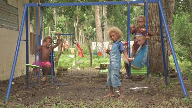 Donna lashed Vanuatu's north for days - smashing houses and schools, destroying water and sanitation systems, and ...