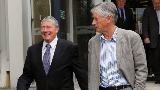 Former Deputy PM Jim Anderton passes away