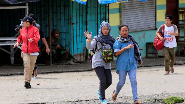 Govt to name civilian spokesperson on Marawi fighting