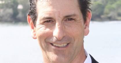 Canoe Racing CEO Mark Weatherall