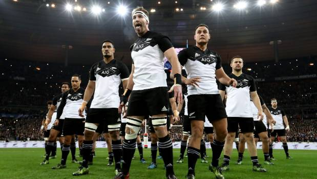 All Blacks unveils new badge ahead of Lions tour