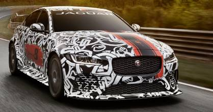 New Jaguar XE SV Project 8 is next Collector's Edition sports car designed, engineered and assembled by SVO.