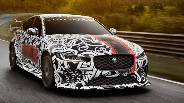 XE SV Project 8 is the most extreme performance Jaguar ever