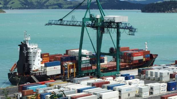 The Shipping Federation thinks the Government could be doing more to help coastal shipping. A Pacifica Shipping vessel ...