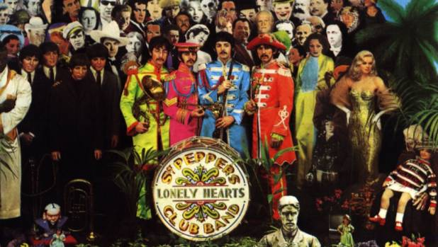 It was 50 years ago next month... that The Beatles' Sgt Pepper's Lonely Hearts Club Band was released.